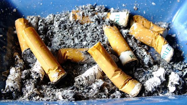 مكثف فائق لتخزين الطاقة من أعقاب السجائر