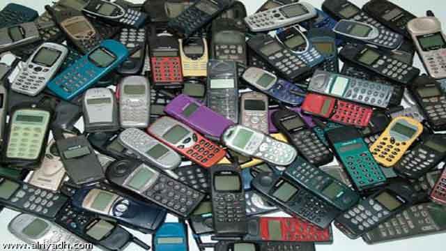 كيف يعمل جهاز الهاتف المحمول