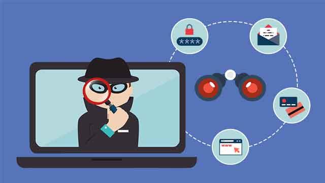 كيف تعمل ملفات التجسس Spyware - شبكة الفيزياء التعليمية