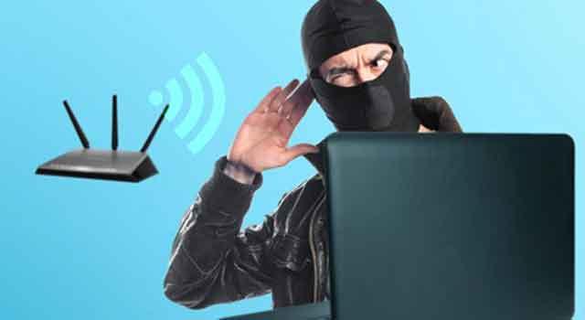 كيف تكشف اذا كان احد يسرق الواي فاي الخاص بك