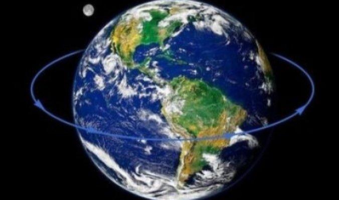 ماذا لو توقفت الأرض عن الدوران حول نفسها؟