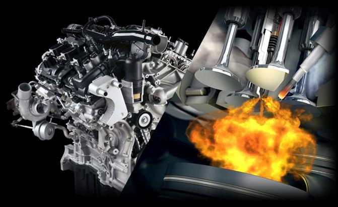 مقارنة أداء محرك الاحتراق الداخلي