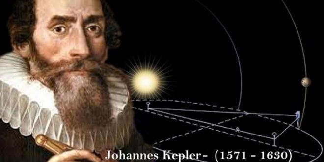 قوانين كيبلر Kepler's Laws