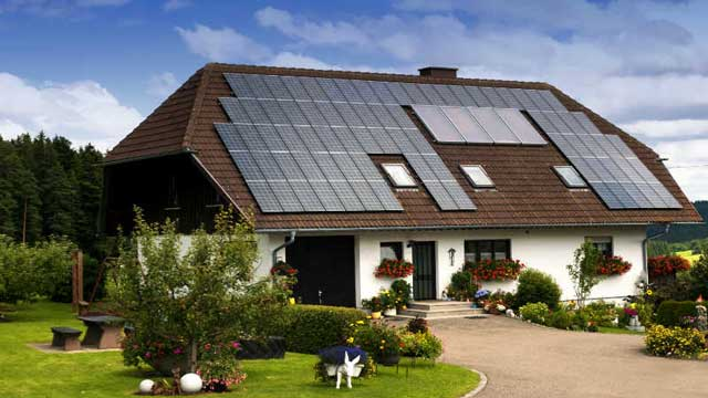 موضوعات في الطاقة الشمسية