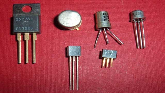 الترانزيستور
