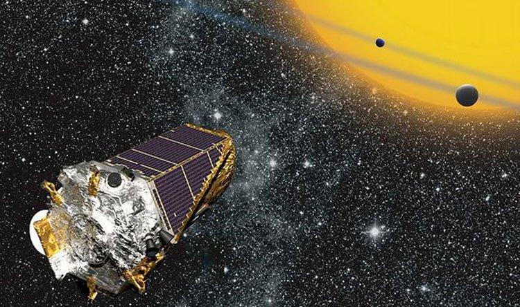 ناسا تطلق التلسكوب كيبلر للبحث عن أشقاء للأرض