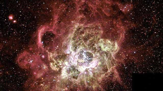 3000 تريليون تريليون تريليون طن وزن مجرة درب التبانة