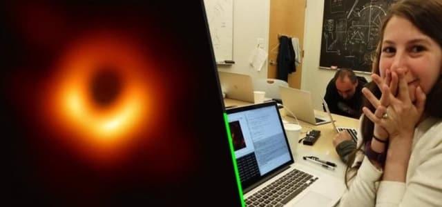من هي كاتي باومان، العالمة التي أسهمت في نجاح تصوير الثقب الاسود؟