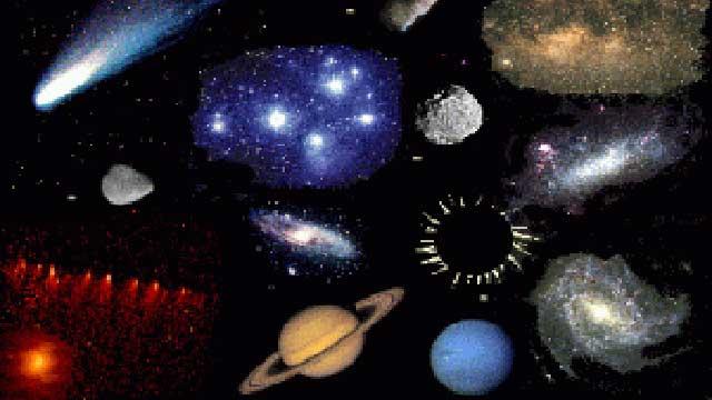 حديث الفلك .. المادة المظلمة
