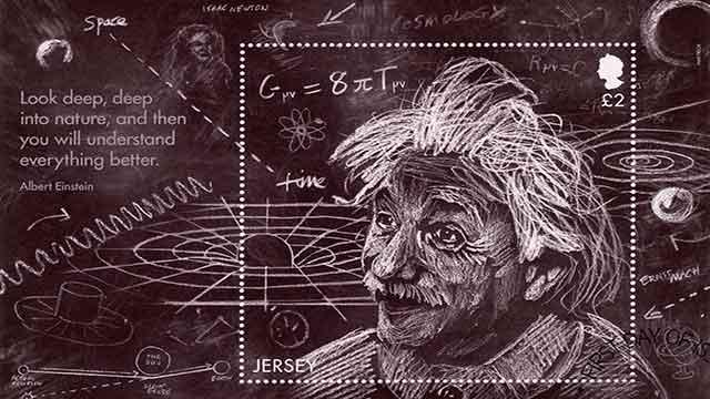 ما هو الفرق بين النظرية النسبية الخاصة والعامة لإينشتاين