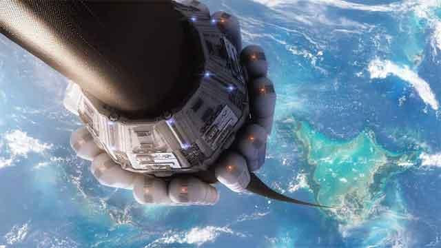 السفر إلى القمر بكابل فضائي سيتحقق قريبا