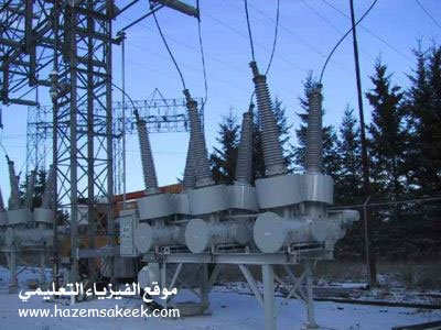 كيف يعمل آمان الكهرباء