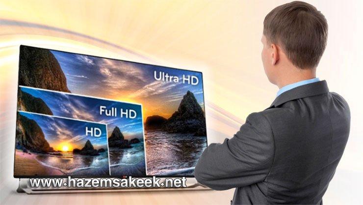 كيف تعمل شاشات العرض فائق الدقة 4K