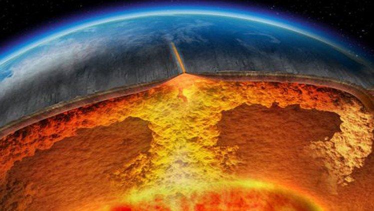 كم يستغرق السقوط داخل كوكب الأرض؟