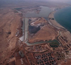مستقبل العيش علي الانهار المالحة من البندقية باوروبا إلي اريتريا بافريقيا