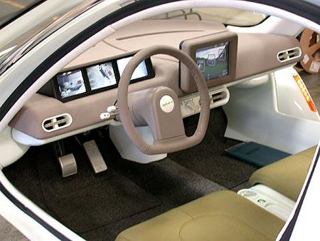 سيارة المستقبل مصممة لراحة السائق