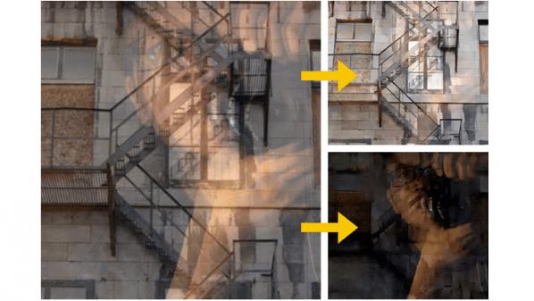MIT تطور خوارزمية لإزالة انعكاسات زجاج النوافذ من الصور
