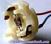كيف يعمل الموتور الكهربي
