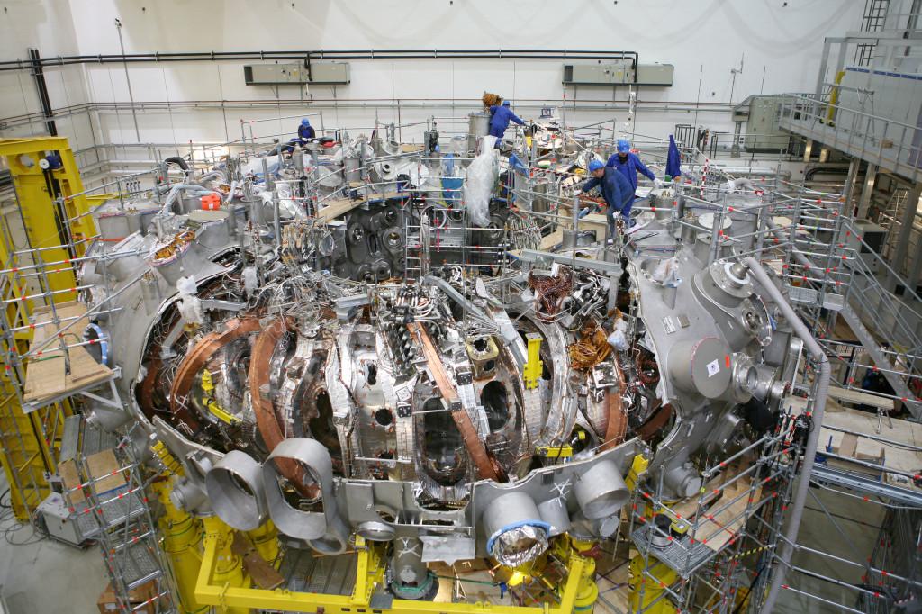 تعرف على المفاعل النووي الاندماجي التجريبي Wendelstein 7-X